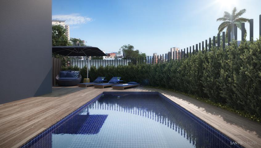 Edifício Sollus - Apartamento para venda no Glória